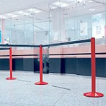 Lavi Quick Tips: Stanchions and Freshly Waxed Floors