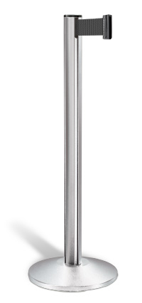 Retractable-Belt-Stanchion-50-3000SA-BK