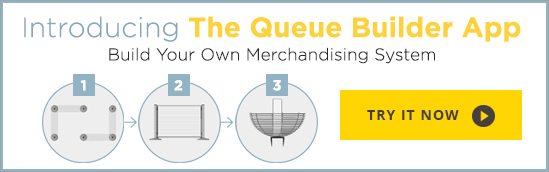nextrac in queue merchandising